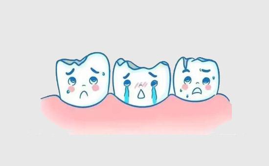 看牙贵对待牙齿态度