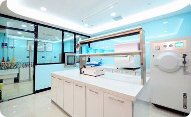 牙博士消毒室
