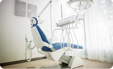 牙博士口腔医院走廊