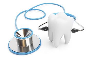 患者的牙齿情况