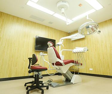 干净整洁就诊室