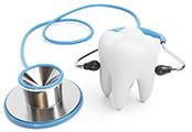 患者牙齿情况